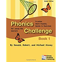 Phonics Challenge: Global Edition