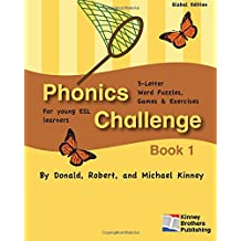 Phonics Challenge: Global Edition