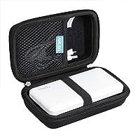 Anleo 硬质旅行包 2 件装 Miady 10000mAh 双 USB 便携式充电器(仅手机壳)