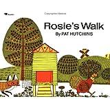Rosie's Walk(两种封面 随机发货)