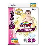 GOO.N大王 棉花糖系列纸尿裤 M (6~11kg) 62枚
