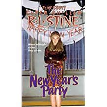 The New Years Party (Fear Street Superchillers) (English Edition)
