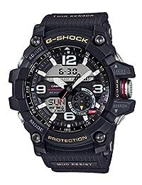 CASIO 卡西欧 日本品牌 G-SHOCK系列 石英男士手表 GG-1000-1A