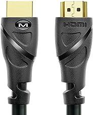 Mediabridge ULTRA 系列 HDMI 线缆(3 英尺) - 高速支持以太网、3D 和音频回归 [*新标准]dherc 91-02X-25B 25 英尺