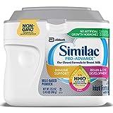 Similac ?#25490;?Pro-Advance Non-GMO婴儿配方奶粉(0-12个月),含2'-FL HMO,婴儿配方粉 658g