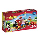 LEGO 乐高 Duplo得宝系列 米奇和米妮的生日派对 10597 2-5岁 积木玩具 婴幼