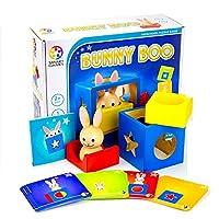 【送礼佳品】Smart Games 兔宝宝魔术箱 bunny boo 手眼协调 STEM 早教 儿童 玩具 适合 男孩 女孩 小孩 3-6岁以上 顺丰发货