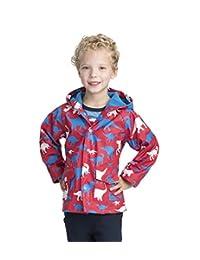 Hatley 男孩款印花雨衣