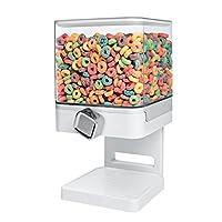 ZevrO 速干食品紧凑版单分配器 白色 Single Dispenser TSO101C
