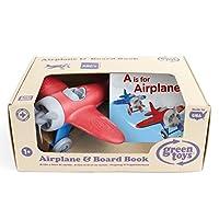 Green Toys 飛機和紙板書