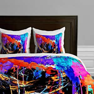 DENY Designs Holly Sharpe Energy Duvet Cover, Twin/Twin XL