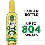 Air Wick V.I.P.Pre-Poop 洁厕喷雾,最多可使用 268 次,含有精油、柠檬香味,4.9 盎司。