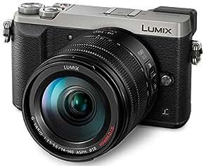 Panasonic 松下 Lumix dmc-gx80heg 16 MP Live MOS 4592 x 3448pixel 黑色 银色 照相机
