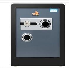 虎牌 机械密码保险柜 57厘米高 办公家用保管箱 免费送货