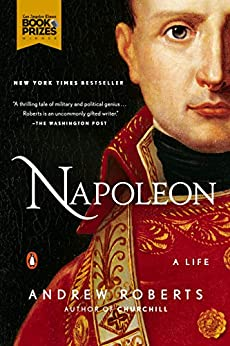 """Napoleon: A Life (English Edition)"",作者:[Andrew Roberts]"