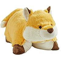 "Pillow Pets Wild Fox 大号角色枕头 36 months to 1200 months 18"" Stuffed Animal Plush Toy Wild Fox"