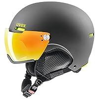 UVEX 优维斯 Visor 护目镜系列 中性 滑雪头盔 uvex hlmt 500 visor