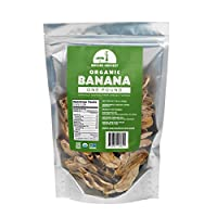 Mavuno Harvest Fair Trade Gluten Free Organic Dried Fruit, Banana, 1 Pound