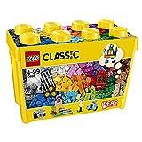 LEGO 乐高 拼插类玩具 Classic经典系列 经典创意大号积木盒 10698