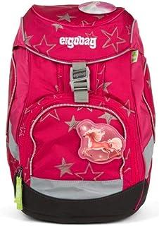 ergobag cinbärella 儿童背包,35CM ,紫色 (pinke Sterne)