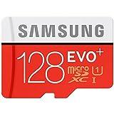 三星(SAMSUNG)128GB UHS-1 Class10 TF(Micro SD)存储卡(读速80Mb/s)升级版+