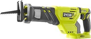 RYOBI 18 伏 ONE+ 无绳无刷往复锯 P518(裸工具)(无零售包装,散装包装)