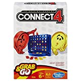 Hasbro Gaming Connect 4 Grab and Go游戏(旅行装)