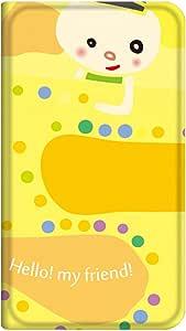 智能手机壳 手册式 对应全部机型 薄型印刷手册 cw-036top 套 手册 人物 超薄 轻量 UV印刷 壳WN-PR027811-MX AQUOS PHONE SERIE SHL23 图案 A