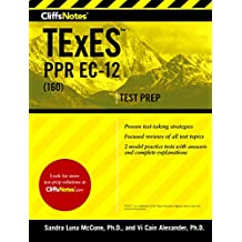 CliffsNotes TExES PPR EC-12 (160) (English Edition)