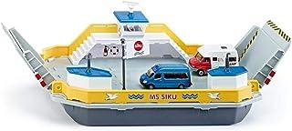 SIKU 德国 仿真 比例 合金 收藏玩具 仿真模型 摆渡船 1:50 SKUC1750