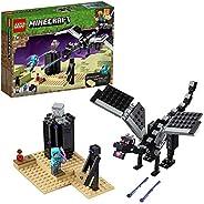 LEGO 乐高 Minecraft 21151 *后的战斗,构建套装