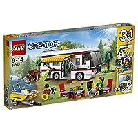 【爆款直降】LEGO 乐高 Creator创意百变系列 度假露营车 31052 9-14岁 积木玩具