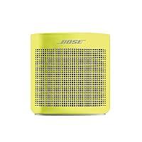 Bose SoundLink 彩色蓝牙扬声器(黑色)752195-0900