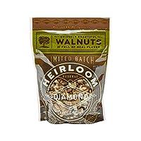Diamond of California, Heirloom Walnuts, Non GMO, No Added Salt, 7 Ounce (Pack of 12)