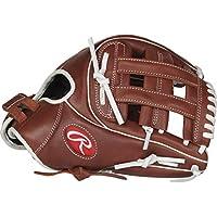 Rawlings R9 系列 Fastpitch 垒球手套,Pro H 网,11.75 英寸,右手投掷
