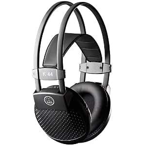 AKG K44 V2 头戴式耳机 声音定位准确 舒展得体 高解析度 无音染 低频震撼强劲