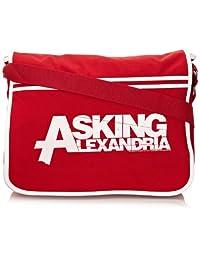 塑料 HEAD asking alexandria 标志 rmbag 男式旅行配件