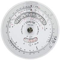 CONCESS 规尺 圆形计算尺 重量计算器