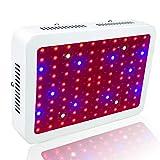 300W 600W 1000W 全光谱 LED 生长灯,100-265V 输入,专为室内种植草本植物和*植物设计 100X10W 粉红色 PAR3010w