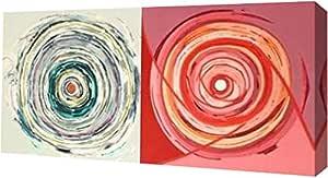 "PrintArt 帆布艺术印刷品 30"" x 15"" GW-POD-49-2NM1137-30x15"