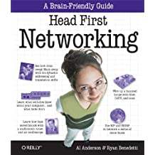 Head First Networking: A Brain-Friendly Guide (English Edition)