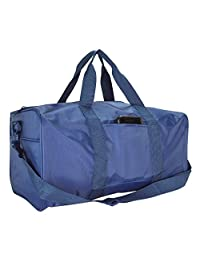 "Dalix 20"" Duffle Bag Travel Duffel Bags Structured Carry On Vacation"