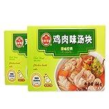 Niutou 牛头牌 鸡汤块66g*3(台湾进口)(新老包装 随机发货)