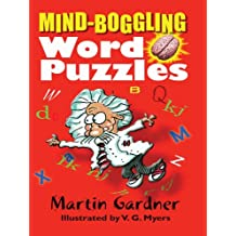 Mind-Boggling Word Puzzles (Dover Children's Activity Books) (English Edition)
