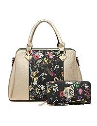 MK 皮带系列 时尚女式手提包 ~ 人造皮革挎包 手提包 顶部提手钱包 经典/时尚手提包
