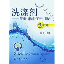 洗涤剂:原理原料工艺配方(第2版)