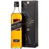 Johnnie Walker尊尼获加 黑牌12年调配型苏格兰威士忌 700ml