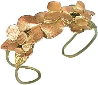 """Hydrangea""花袖/手镯 Michael Michaud 为银海员设计."