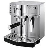 DeLonghi 德龙 EC 860.m 意式浓缩过滤咖啡机(1450 W)银色