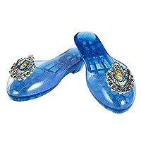 Disney Princess 果冻鞋,1 双,儿童尺码:9-11 36 months to 72 months Cindy [Amazon Exclusive]
